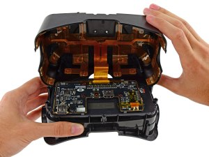 cross section of oculus rift