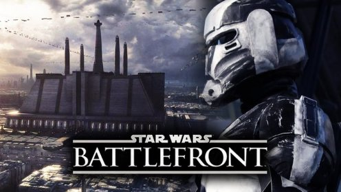 "Battlefront 2 is still in the ""I hope it comes out this year"" category but hopefully it delivers more of the insane multiplayer madness that the initial game did."