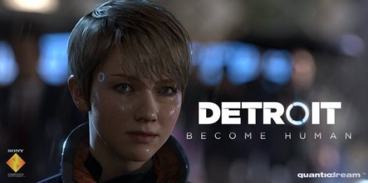 Detroit: Become Human is basically Blade Runner and I Robot's cyborg filled love child mixed with great visuals and hopefully a great storyline.