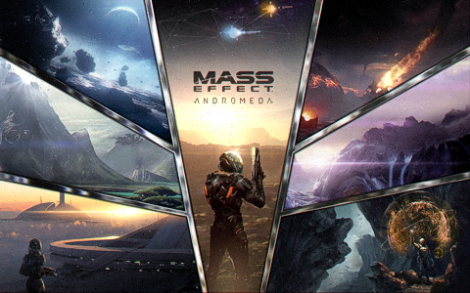 Mass Effect: Andromeda , while once an XBOX exclusive will now hit all next gen consoles (and PC) with promises of weapon naming and crafting, much improved graphics and an open world (ME was traditionally linear)