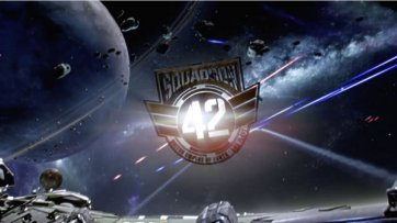 Star Citizen: Squadron 42 - using the new amazon lumberyard game engine, this ambitious online space navy combat game is sure to draw crowds.